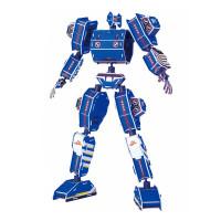 Zilipoo 3D Puzles robots