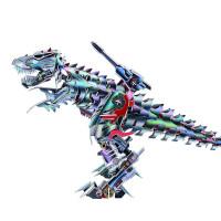 Zilipoo 3D Puzles tiranozaurus