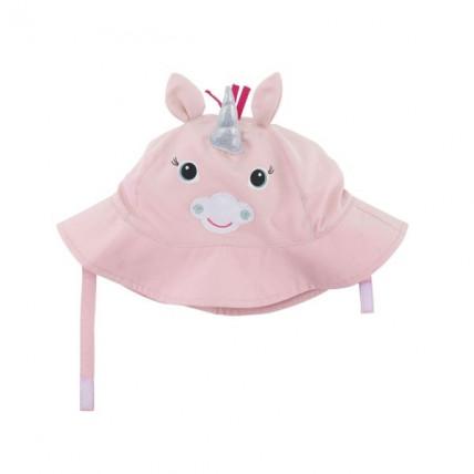 Zoocchini ZOO15014M UV 50+ Bērnu sauļošanās cepure 6-12 men.