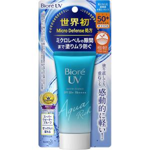 Biore UV Aqua Rich SPF 50+ aizsargājoša sauļošanās esence 50g