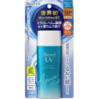 Biore UV Aqua Rich SPF 50+ aizsargājošs, ūdensizturīgs, mitrinošs sauļošanās gels sejai un ķermenim 90ml