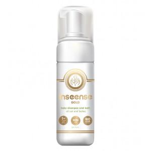 Inseense Gold universāls putojošs šampūns-gels 160ml