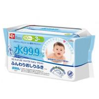 IPLUS 99,9% bērnu mitrās salvetes ar hialuronskābi 240gab