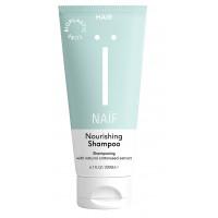 Naïf barojošs šampūns visiem matu tipiem 200ml