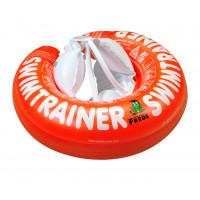 Peldriņķis mazuļiem (piepūšams riņķis peldēšanai) no 3 mēnešiem - 4 gadiem Freds Swimtrainer Classic